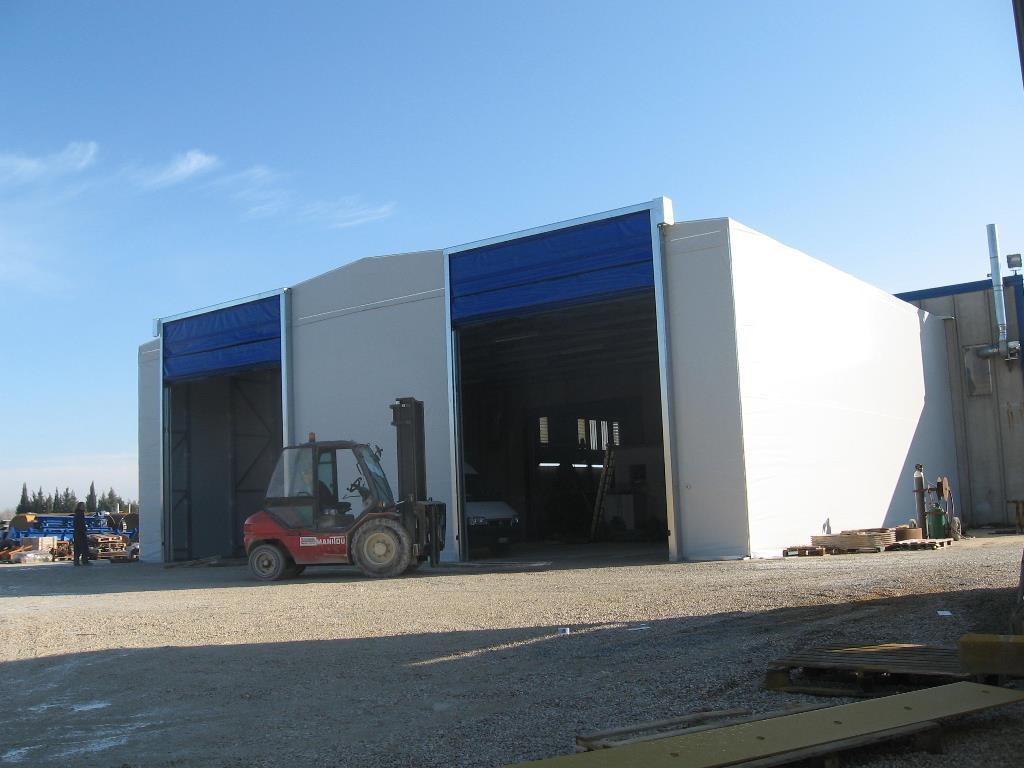 portoni capannoni - Industrial doors