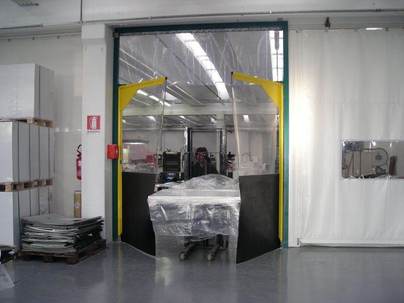 Porte industriali per interni
