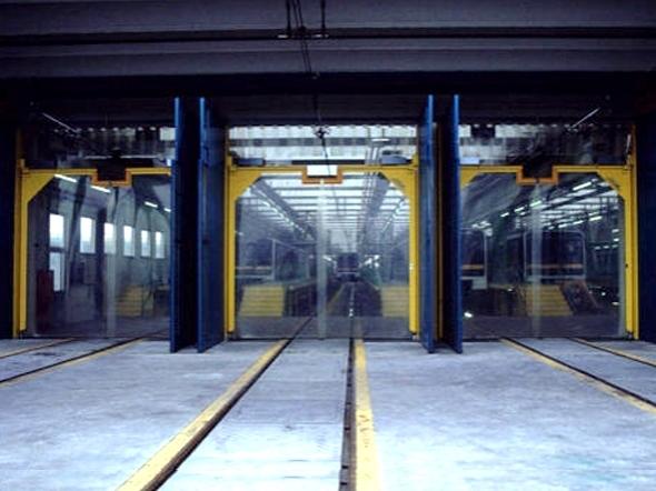 Chiusure industriali flessibili