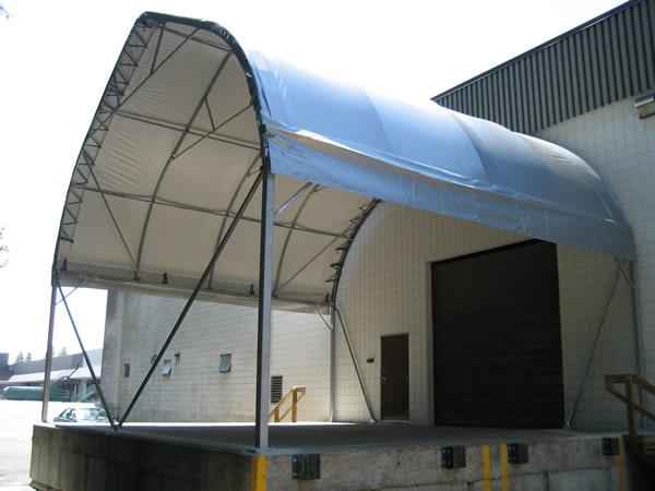 coperture industriali mobili